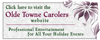 Olde towne carolers ad